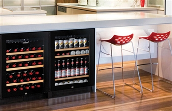Wine coolers up to 60 bottles