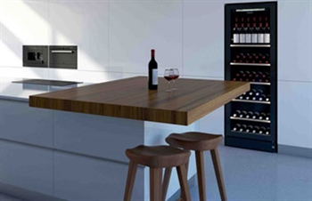 Wine cooler from display