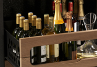 What are the wine consuming habits following the purchase of the wine refrigerator?
